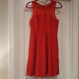 ANTHROPOLOGIE MAEVE FIT AND FLAIR DRESS